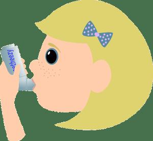traitement contre l'asthme
