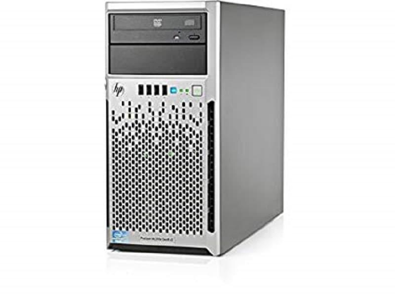 Comment procéder pour la récupération de données sur  serveur Proliant ?