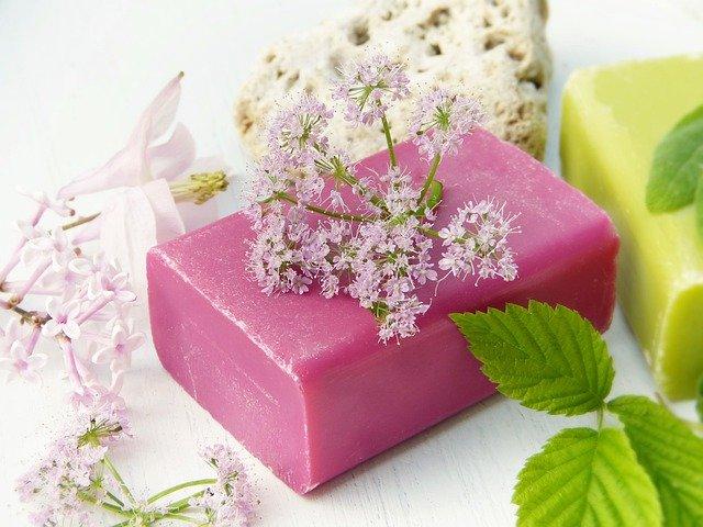 Des recettes de savons originaux